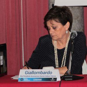 Concetta Giallombardo, Vice Presidente Associazione Giuriste italiane Palermo