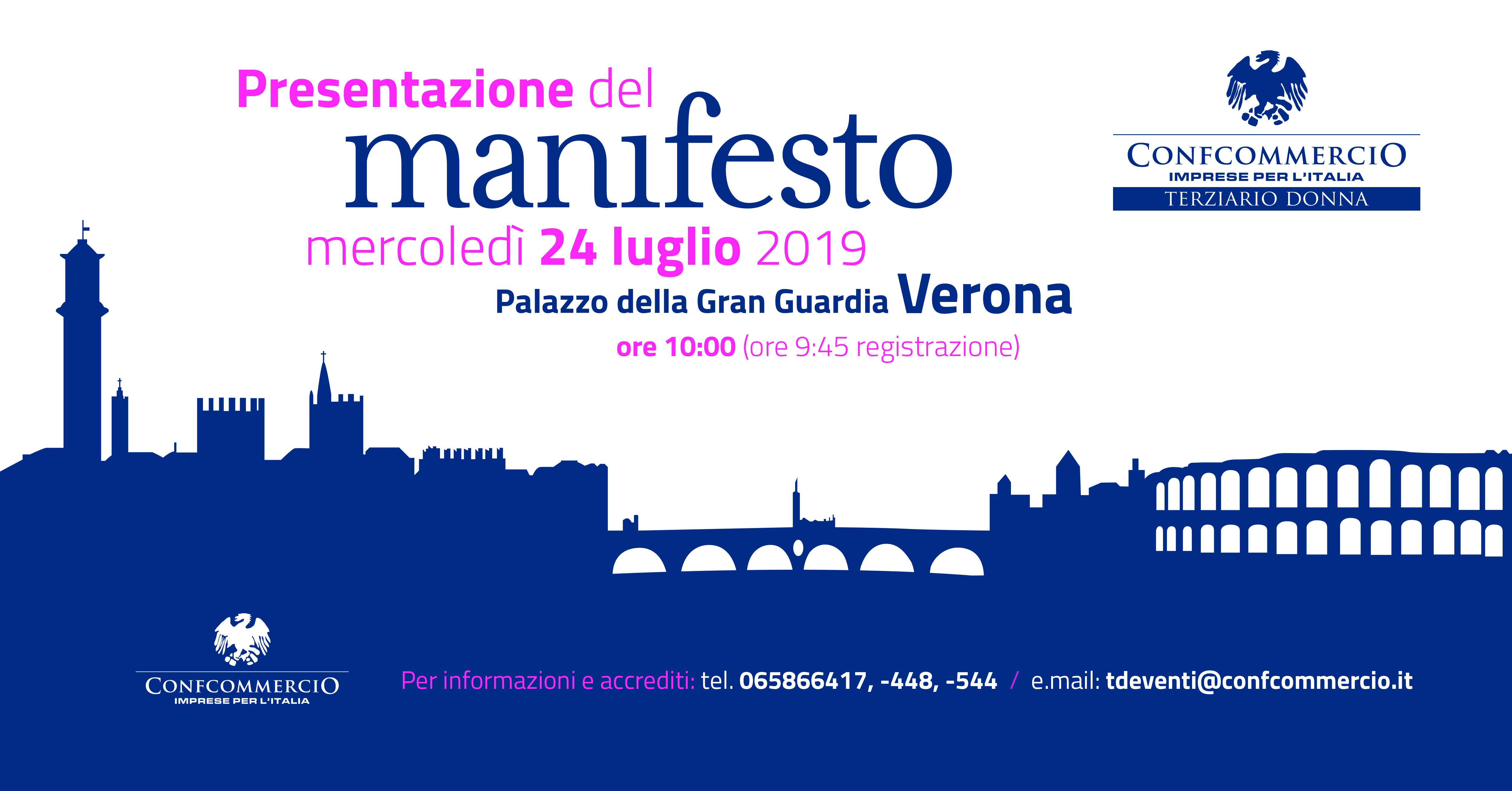 Home page Terziario Donna