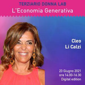 Cleo Li Calzi , Change Manager, Docente di Leadership LUMSA