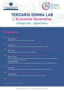 Programma Terziairo Donna LAB 2021