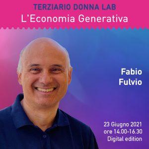 Fabio Fulvio, Responsabile Marketing, Innovazione e Internazionalizzazione di Confcommercio