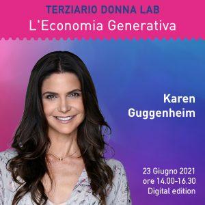 Karen Guggenheim, Fondatrice e Amministratrice Delegata del World Happiness Summit WoHaSu